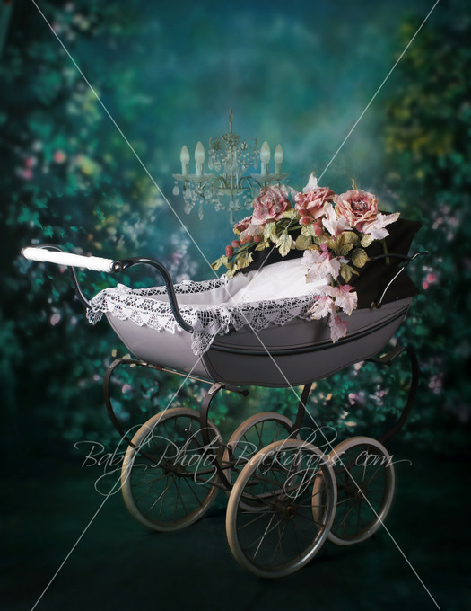 Old_English_Pram_With_Roses1.jpg
